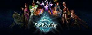 Araf Online MMORPG oyunu