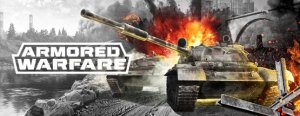 Armored Warfare Aksiyon oyunu
