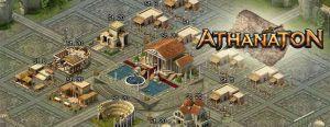 Athanaton MMORPG oyunu