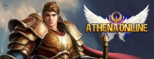 Athena Online MMORPG oyunu