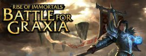Battle for Graxia Sava� oyunu