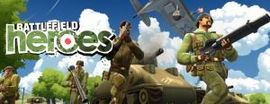 Battlefield Heroes MMOFPS oyunu