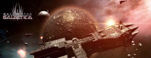 Battlestar Galactica Bilimkurgu oyunu