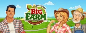 Big Farm Sanal Ya�am oyunu