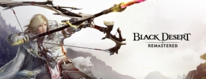 Black Desert Remastered MMORPG oyunu
