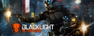 Blacklight Retribution Bilimkurgu oyunu