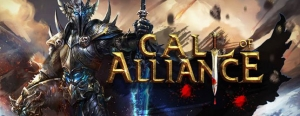 Call of Alliance MMORPG oyunu