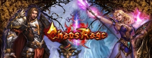 Chaos Rage MMORPG oyunu