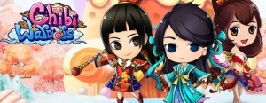 Chibi Warriors Strateji oyunu