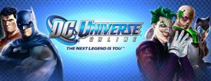 DC Universe Online MMORPG oyunu