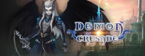 Demon Crusade MMORPG oyunu