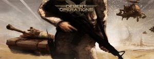 Desert Operations Savaş oyunu