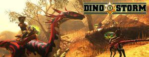 Dino Storm Browser oyunu