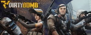 Dirty Bomb Sava� oyunu
