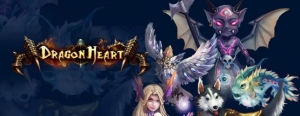 Dragon Heart MMORPG oyunu