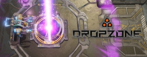 Dropzone Bilimkurgu oyunu