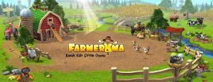 Farmerama Sanal Yaşam oyunu
