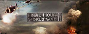 Final Hour: World War 2 Strateji oyunu