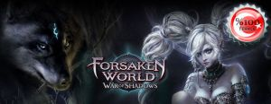 Forsaken World MMORPG oyunu
