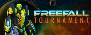 Freefall Tournament Bilimkurgu oyunu