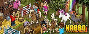 Habbo Hotel Browser oyunu