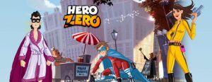 Hero Zero MMORPG oyunu