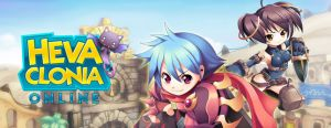 Heva Clonia Online MMORPG oyunu
