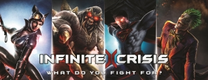Infinite Crisis Strateji oyunu