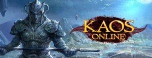 Kaos Online MMORPG oyunu