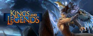 Kings and Legends Strateji oyunu