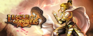 League of Angels MMORPG oyunu