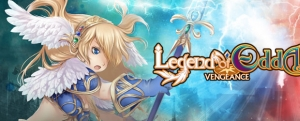 Legend of Edda MMORPG oyunu