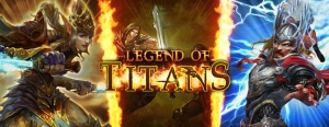 Legend of Titans MMORPG oyunu