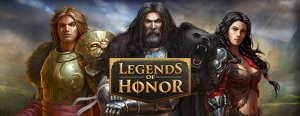Legends of Honor Savaş oyunu