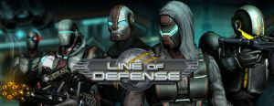 Line of Defense Sava� oyunu