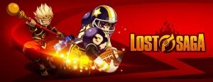 Lost Saga MMORPG oyunu