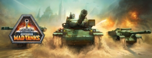 Mad Tanks Sava� oyunu