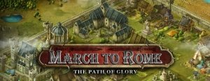 March to Rome MMORPG oyunu