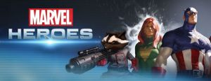 Marvel Heroes Online MMORPG oyunu