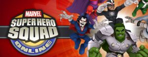 Marvel Super Hero Squad Online Savaş oyunu