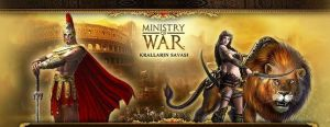 Ministry of War Sava� oyunu