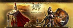 Ministry of War Strateji oyunu