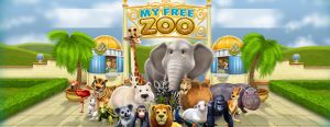My Free Zoo Strateji oyunu