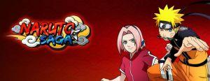 Naruto Saga Strateji oyunu