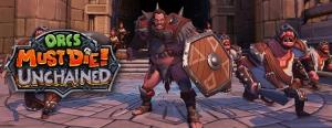 Orcs Must Die! Unchained Aksiyon oyunu