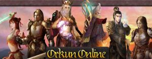 Orkun Online MMORPG oyunu