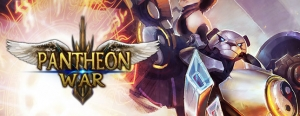 Pantheon War: Pandora'nın Kutusu MMORPG oyunu