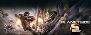 PlanetSide 2 Bilimkurgu oyunu