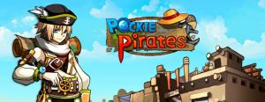 Pockie Pirates Sava� oyunu