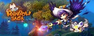 Rainbow Saga MMORPG oyunu
